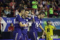 Inter Movistar - Ribera Navarra FS: los alcalaínos buscan redimirse de la eliminación europea ante un rival fiable