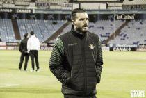 """Xavi Torres: """"El equipo en las últimas semanas está mejorando paso a paso"""""""