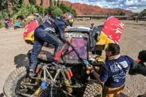 Dakar2017: il Day4 regala colpi di scena