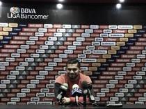 """Henry Martín: """"La confianza de Herrera  es lo más importante"""""""