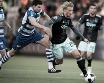 Resumen de la jornada 18 de la Eredivisie: Feyenoord ,Ajax y PSV se consolidan como favoritos