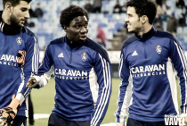 "Dongou: ""Quiero subir a Primera con este equipo"""