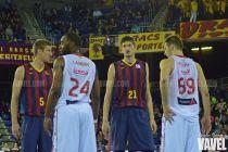 Fotos e imágenes del FC Barcelona 90 - 67 CAI Zaragoza, 11ª jornada de la Liga Endesa