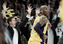 Resumen NBA: Kobe Bryant sale al rescate de los Lakers