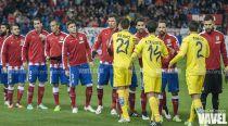 El Madrigal se resiste al Atlético de Madrid