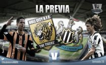 Hull City - Newcastle United: en busca de la victoria perdida