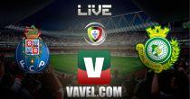 Porto vs Vitória Setúbal en vivo y en directo online