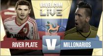 Resultado Millonarios vs River Plate en Florida Cup (0-1)