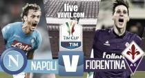 Napoli - Fiorentina in diretta, quarti di finale Tim Cup 2016/17 LIVE (1-0): Callejon spedisce in semifinale gli Azzurri!