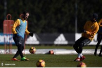 Juve, si torna a lavoro