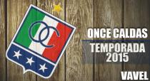 Guía VAVEL Liga Águila 2015-I: Once Caldas