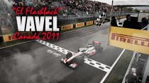 Flashback Canadá 2011: Jenson Button, el rey de la lluvia