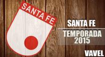 Guía VAVEL Liga Águila 2015-I: Independiente Santa Fe