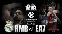 Previa Real Madrid - Emporio Armani Milán: El líder contra el colista