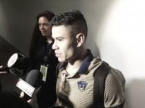 """Pablo Barrera: """"Espero el martes ya entrenar con el equipo"""""""