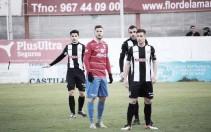 El FC Cartagena consigue sumar en un extraño partido frente La Roda