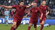 Roma è della Roma: 0-2 ai cugini con il giusto opportunismo. Stagione al bivio