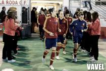 España se medirá a Bélgica en abril