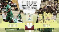 Equidad vs Huila en vivo y en directo online en la Liga Águila 2015-I
