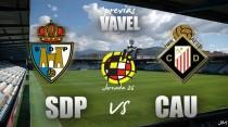 SD Ponferradina - Caudal Deportivo: intereses enfrentados