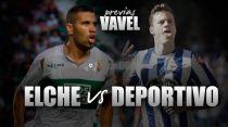Elche - Deportivo de La Coruña: una victoria de aire fresco