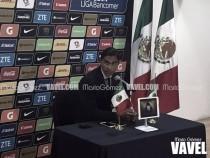 """Francisco Palencia: """"Para mí hicieron muy buen partido los chicos"""""""