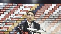 """Alfonso Sosa: """"Fuimos efectivos en momentos importantes"""""""