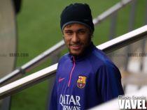 Neymar y Claudio Bravo se reincoporan a los entrenamientos