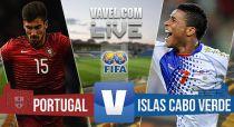 Portugal vs Cabo Verde en vivo y en directo online 2015 (0-2)