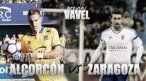 Previa Alcorcón - Real Zaragoza: no hay dos sin tres