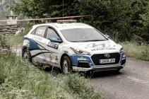 Cambio de piloto en el coche 0 del Campeonato de España de Rallyes de Asfalto