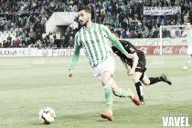 """Vadillo: """"Esperemos que en Huelva pueda disfrutar de más minutos"""""""