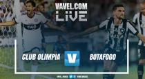 Resultado e gols jogo Olimpia 1 (1) 0 (3) x Botafogo na Taça Libertadores 2017