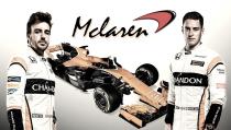 """Mclaren """"sorprende"""" con el naranja en su MCL32"""