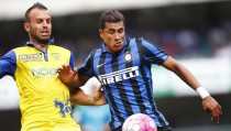 Inter vs Chievo Verona in diretta, live Serie A 2015/2016 (1-0)