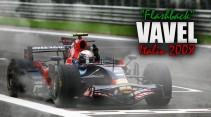 Flashback Italia 2008: Sebastian se doctora bajo la lluvia en Monza
