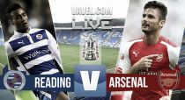 FA Cup Semi-Final - Arsenal 2-1 Reading (AET): As it happened