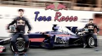Así es el STR12, la nueva esperanza de Toro Rosso para 2017