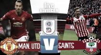 Manchester United vs Southampton en vivo y en directo online en final EFL Cup 2017