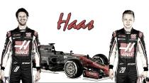 Haas presenta su segundo coche en la F1, el 'VF-17'