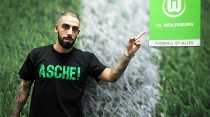 Winger Ashkan Dejagah returns to Wolfsburg