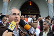La inteligencia venezolana detiene al alcalde de Caracas