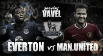 Everton - Manchester United: olor a fútbol inglés