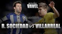 Real Sociedad - Villarreal: honor en juego