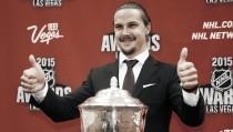 Karlsson, Burns y Doughty; nominados a ganar el trofeo Norris
