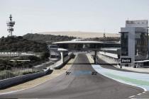 Primer día de test en Jerez pasado por agua