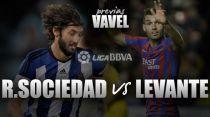 Real Sociedad - Levante UD: futuro y presente