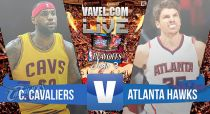 Resultado Cleveland Cavaliers vs Atlanta Hawks Playoffs NBA 2015 (114-111)