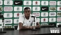 """Cristian Bonilla: """"Todos estamos buscando una oportunidad de jugar, de consolidarnos"""""""
