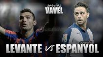 Levante - Espanyol: a por la séptima plaza